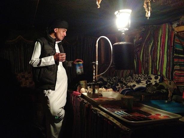 Bedouin Guide Mousa