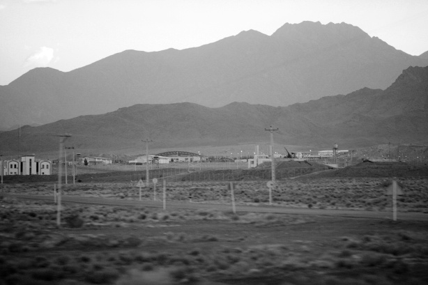 """On the road from the small village up in the mountains called Abyaneh to the city of Kashan, while marveling at the gorgeous landscape, I mustered the courage to ask our driver/tour guide about Iran's Nuclear Facility. He didn't understand me at first so I said, """"bomb! boom! you know?"""" Then it dawned on him and responded with """"Oh! proton! atom!"""" I said, """"yes, yes! where?"""" """"We will pass by one on the way,"""" he assured me. I remembered being so happy and excited. Mission accomplished. I found what I came to find in Iran. Hehehe!"""